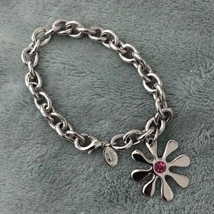 Cookie Lee Flower bracelet